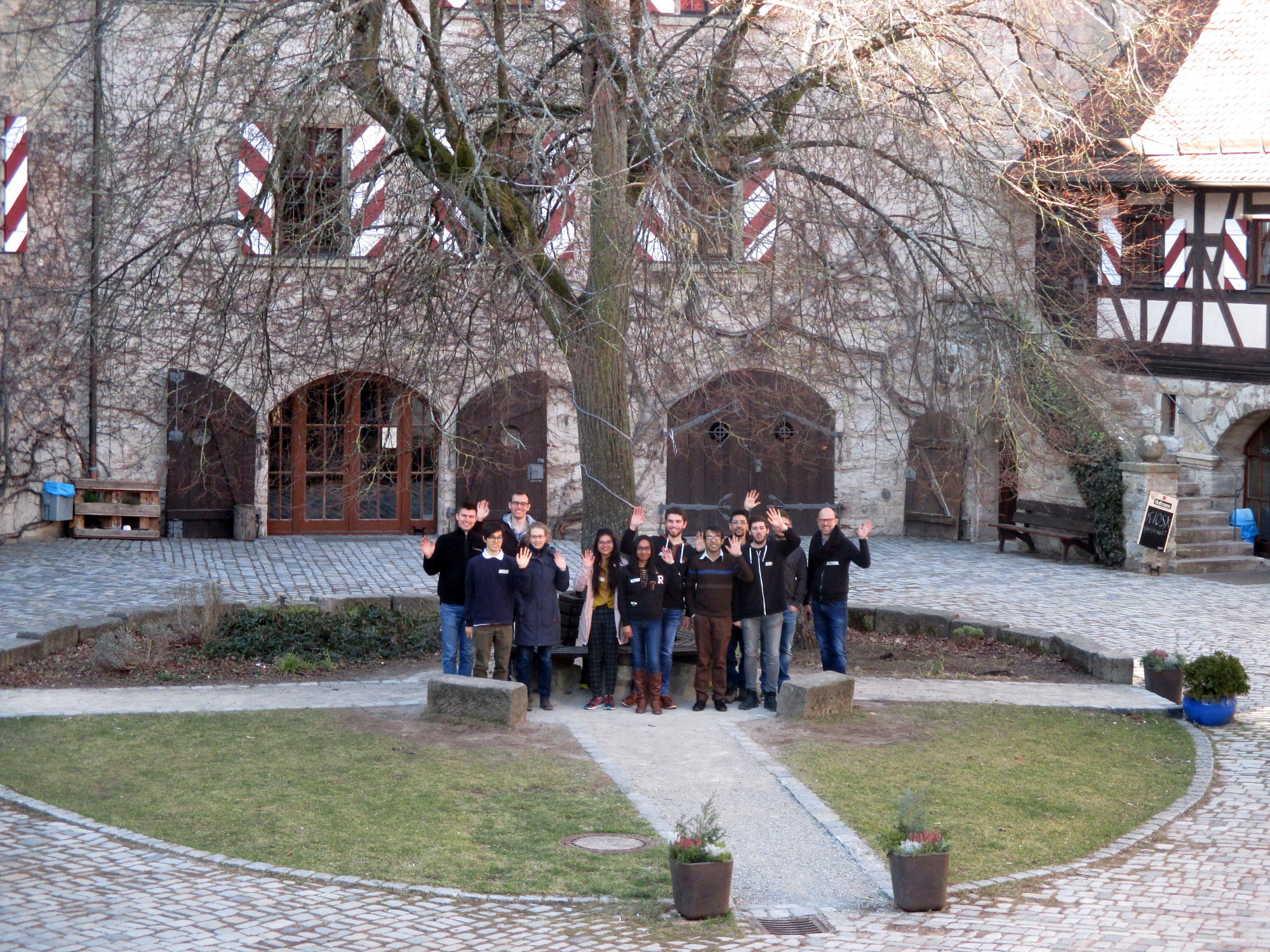 "Towards entry ""ASC Winter-School at Castle Hoheneck on February 25-28"""